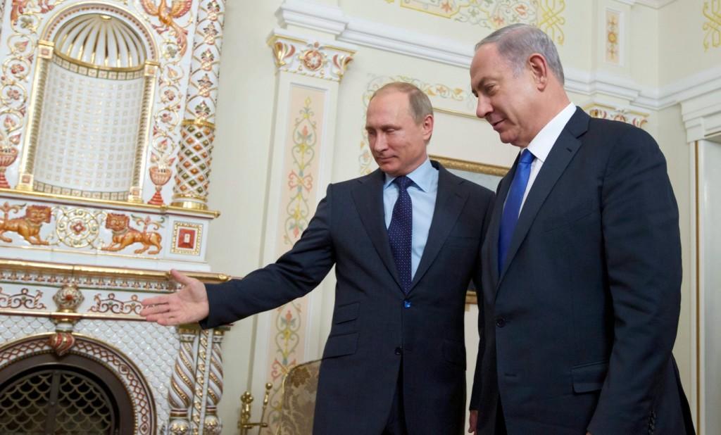Netanjahu lemondta találkozóját Putyinnal