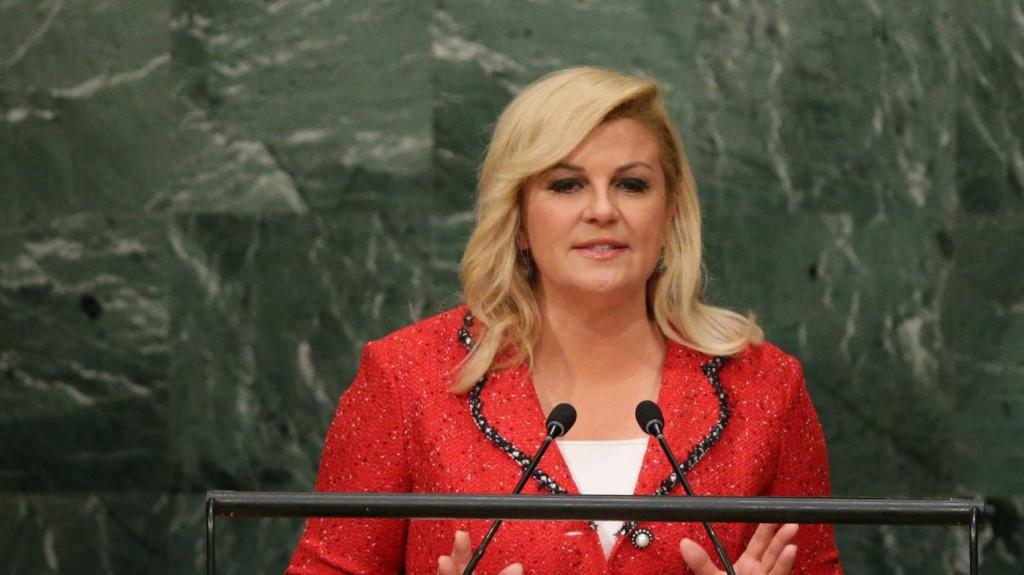 Horvát államfő: Horvátország megvédi határait és szuverenitását