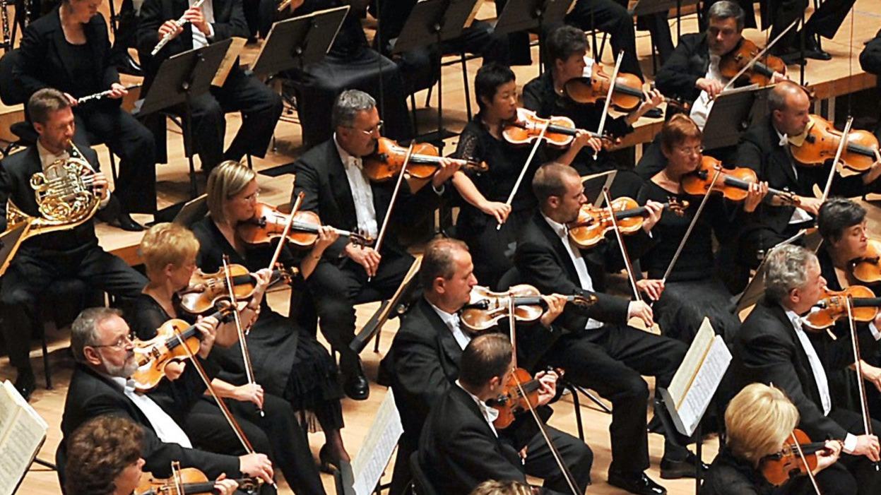 """Képtalálat a következőre: """"foto - Fischer Ádám és az MR Szimfonikusok koncertje nyitja meg Olaszország"""""""