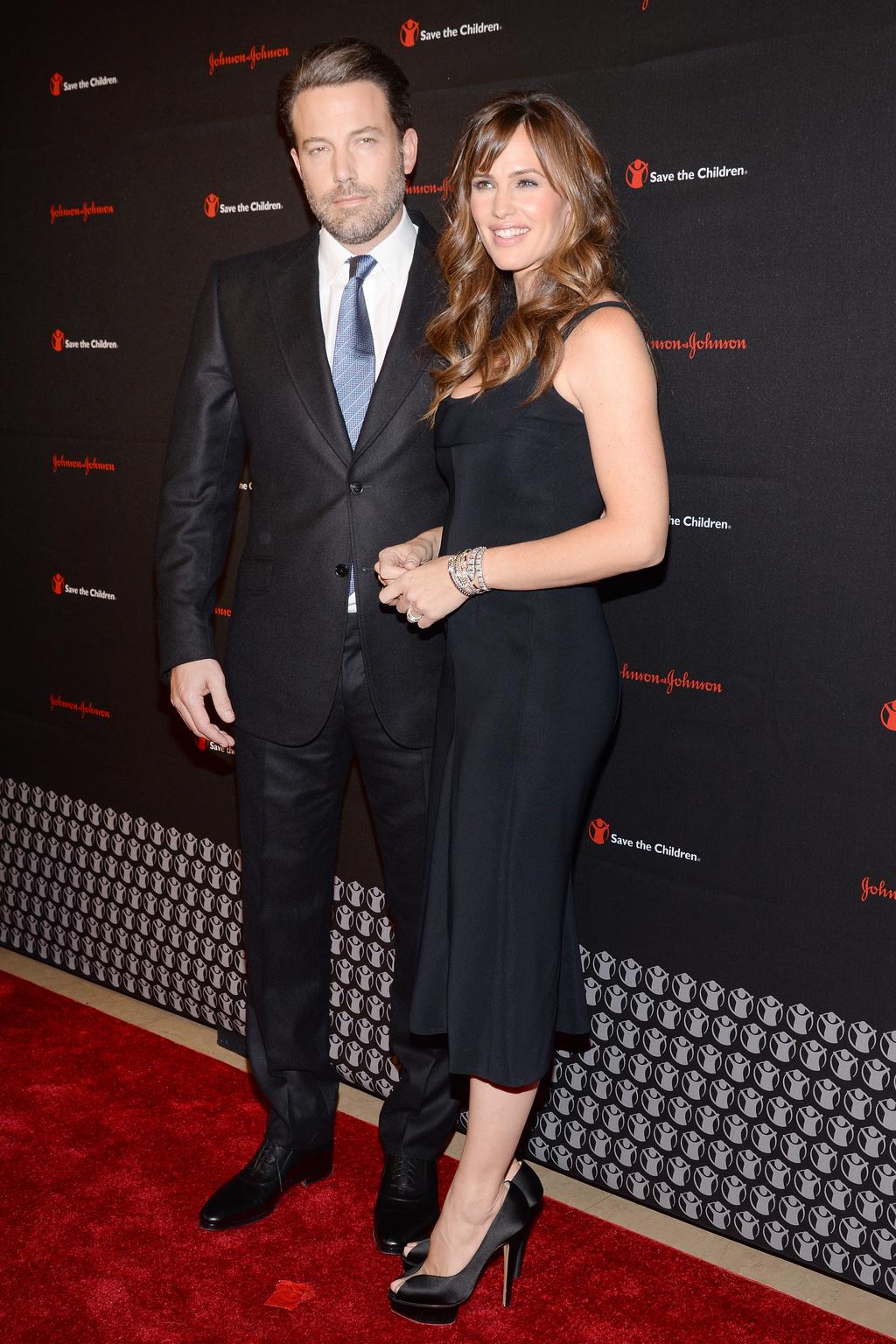 Jennifer Garner �s Ben Affleck. Fot�: Sipa USA