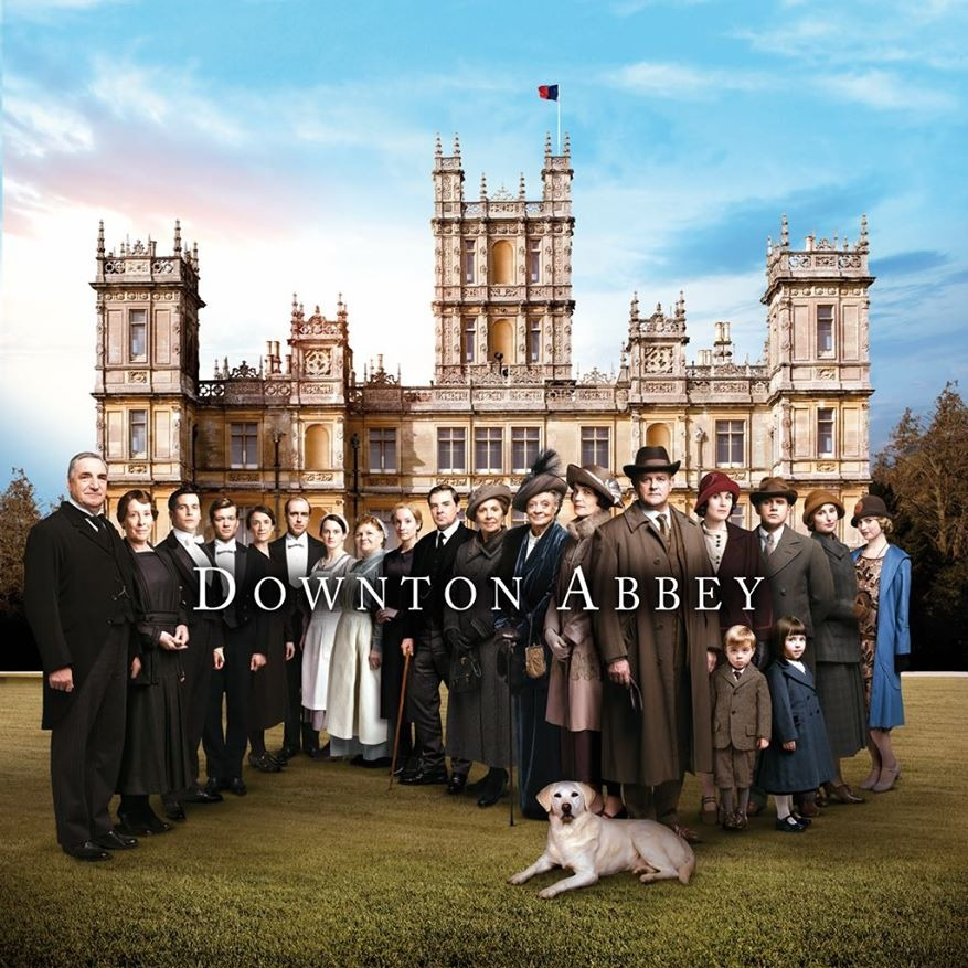 Downton Abbey. Fotó: Facebook