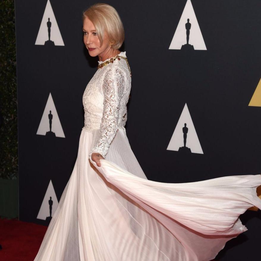 Helen Mirren. Fotó: Rex Features