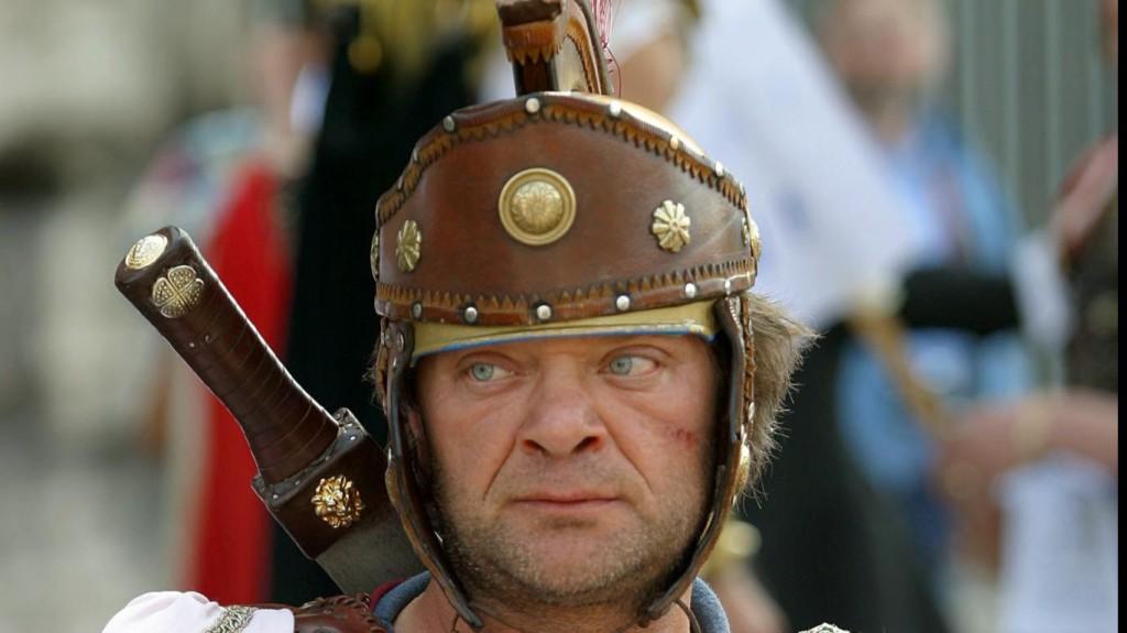 Gladiátorok és caesarok lepték el Rómát