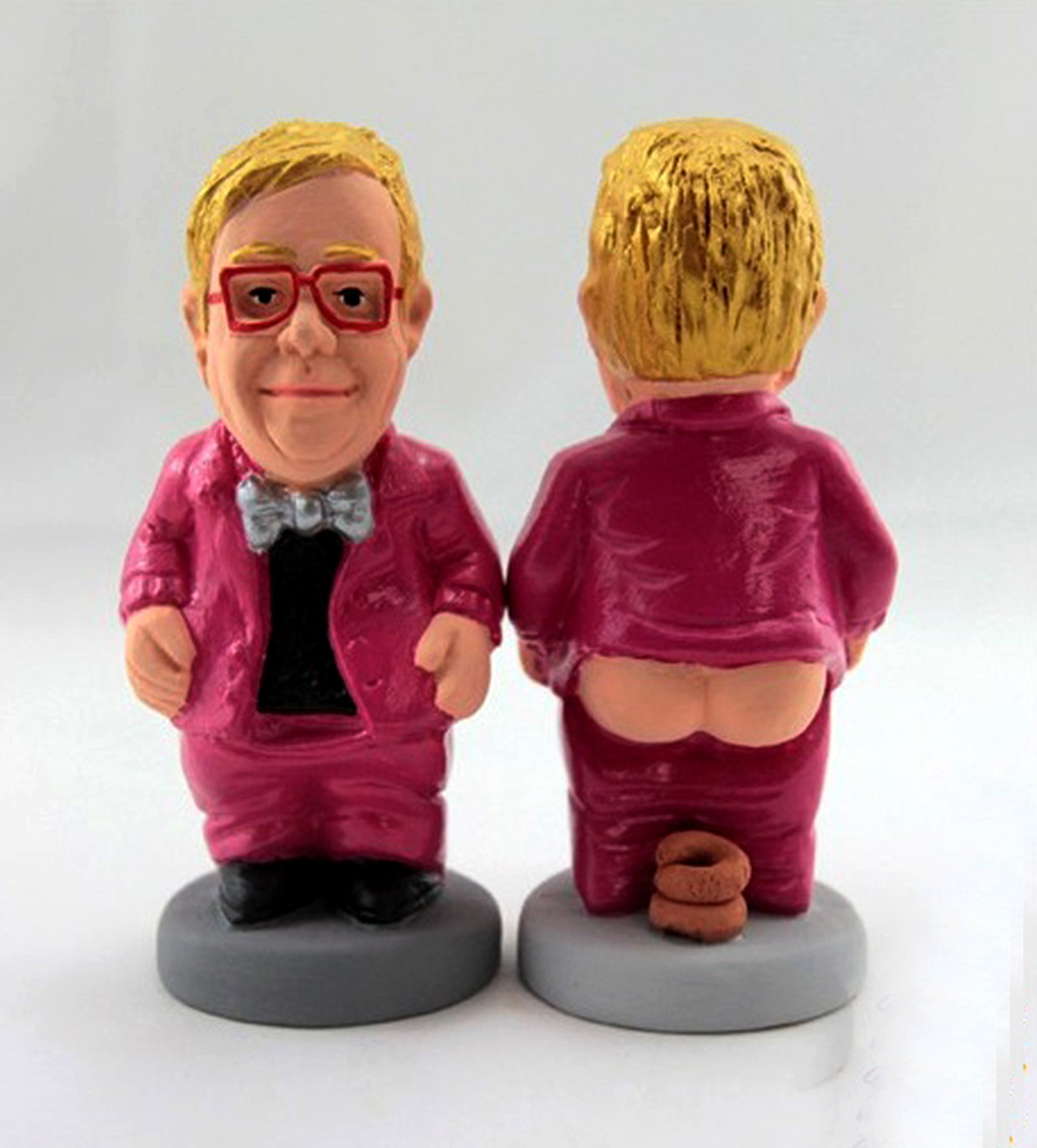 Manapság már szinte mindenféle kivetelben kapható a Cagener, Elton John kivitel is létezik. Fotó: CEN
