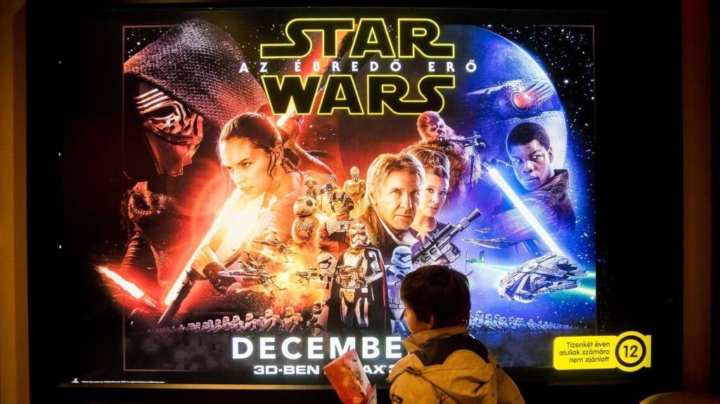 MTV díjat nyert az új Star Wars film