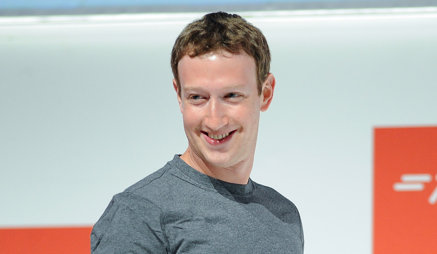 Mark Zuckerberg. Fotó: Sipa USA