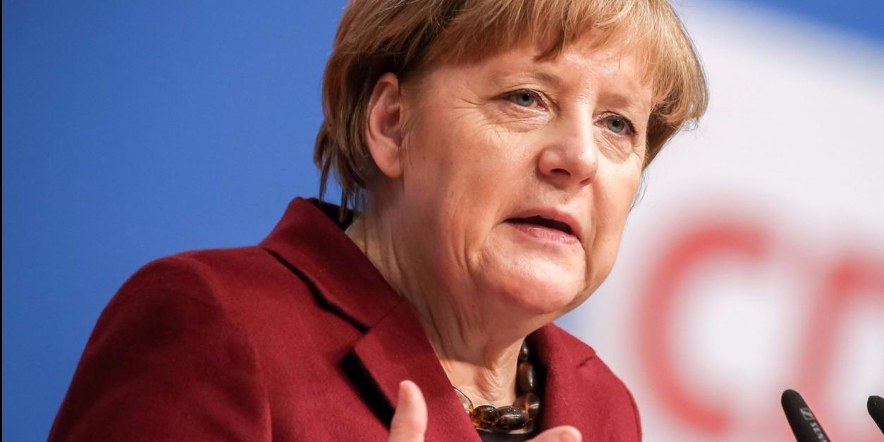 Angela Merkel. EPA/MICHAELKAPPELER