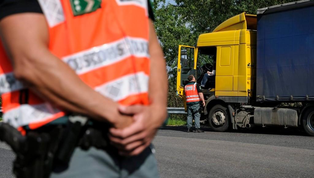 Folytatja a kiemelt ellenőrzéseket a közlekedési hatóság