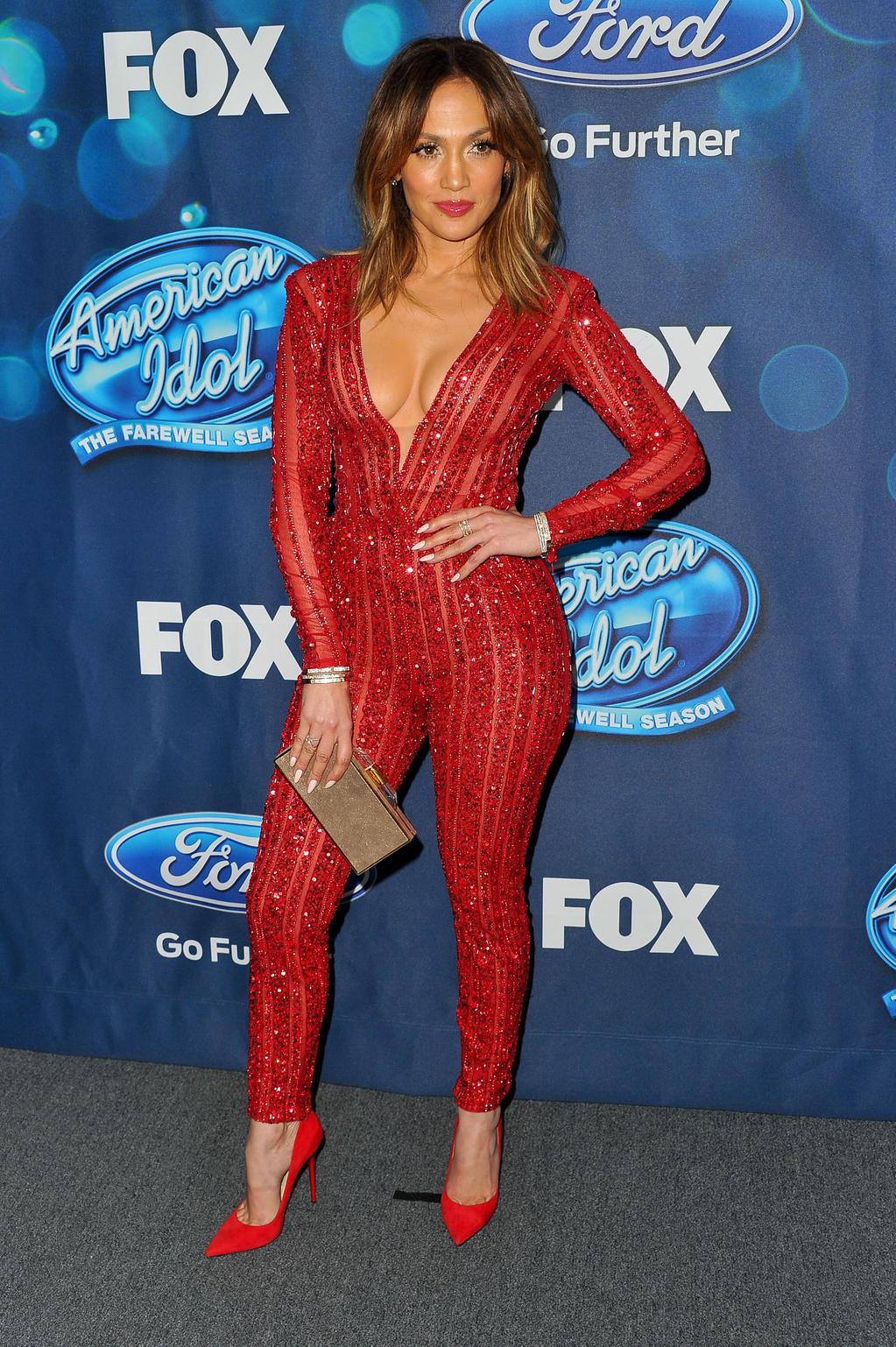 Jennifer Lopez. Fotó: Wire Image