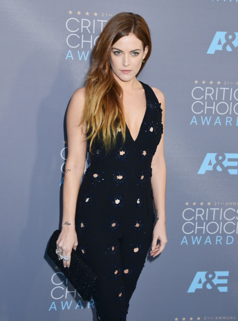 Riley Keough. Fotó: Camera Press