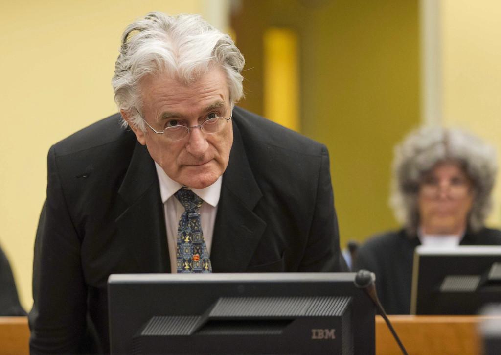 Súlyosbította Radovan Karadzic ítéletét az ENSZ