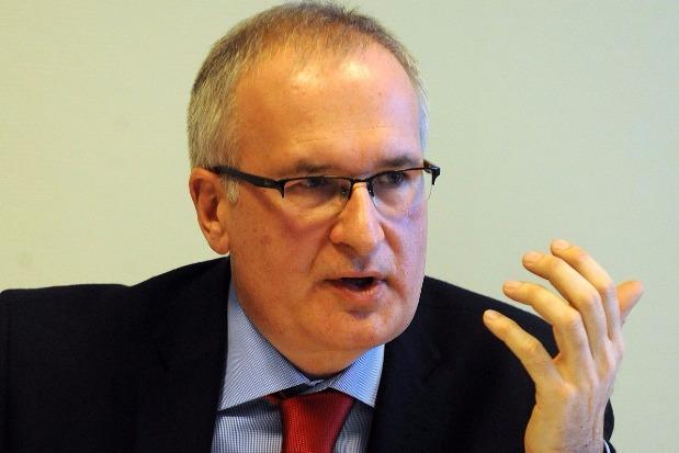 Simon Gábor, volt szocialista politikus. MTI Fotó: Földi Imre