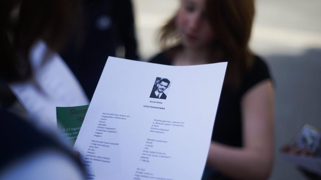 Lőrinc Tímea nyerte a Versünnep Fesztivál fődíját