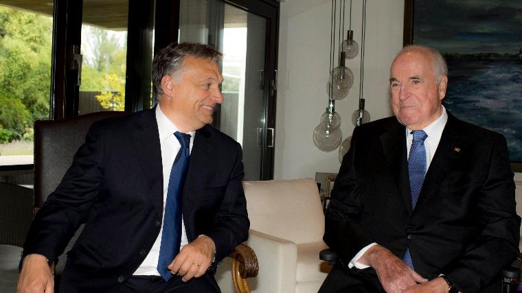 Német lapok Orbán Viktor és Helmut Kohl tervezett találkozójáról   Híradó