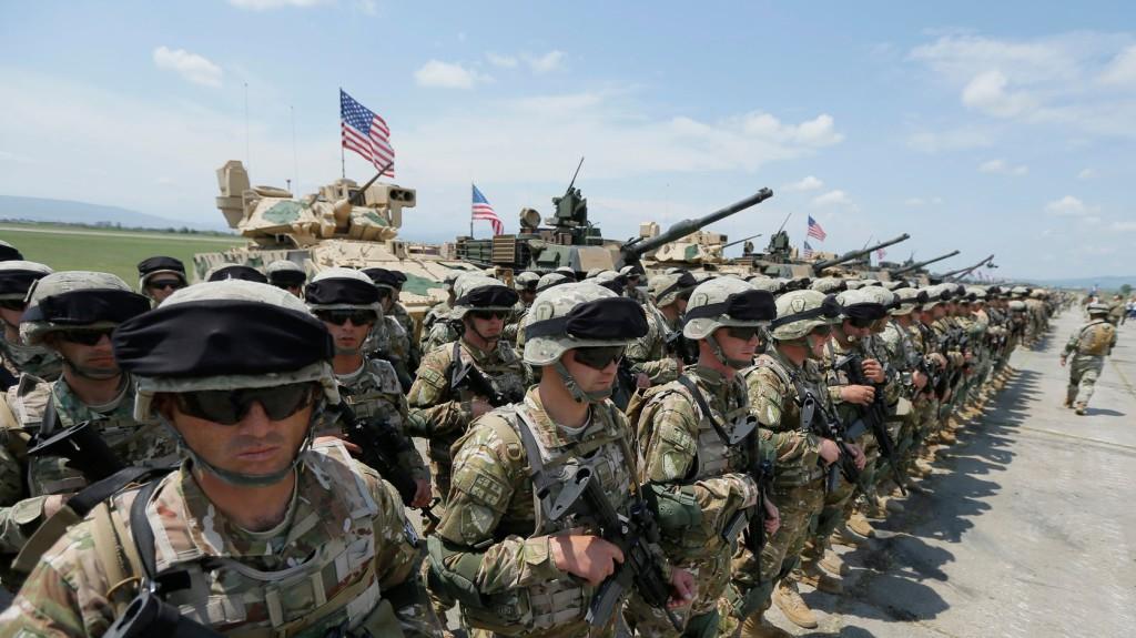A kurd-arab ernyőszervezet felkérte Washingtont, hogy ne vonjon ki minden katonát Szíriából