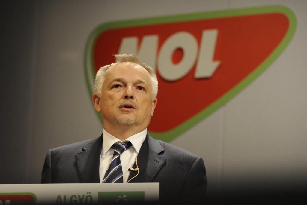 Hernádi Zsolt marad újabb 5 évre a Mol elnöke