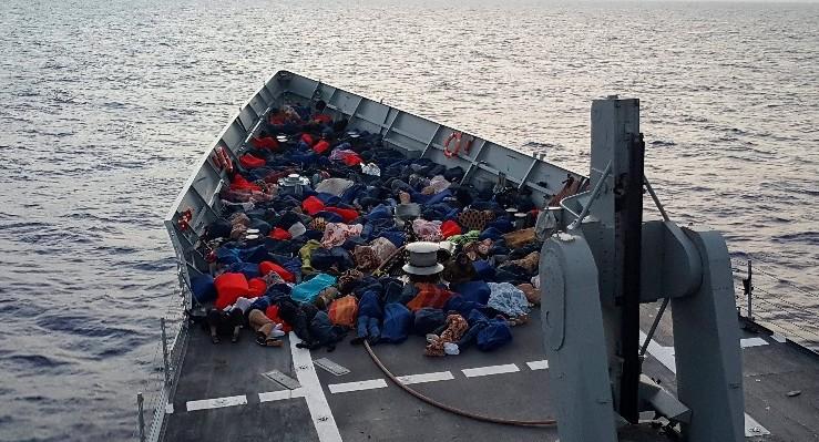 Varga: Bízunk Olaszországban a migrációs politikát illetően
