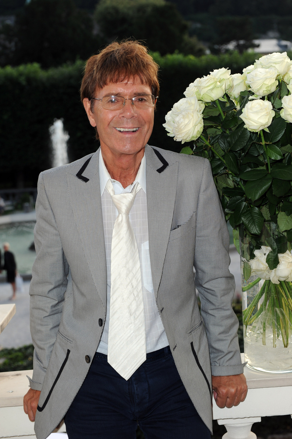 Sir Cliff Richard (Fotó: Getty Images(