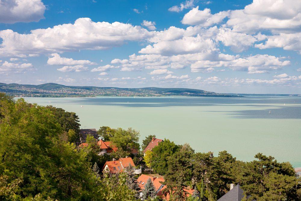 Stockphoto - Balaton - tó - nyár - napsütés - nyaralás
