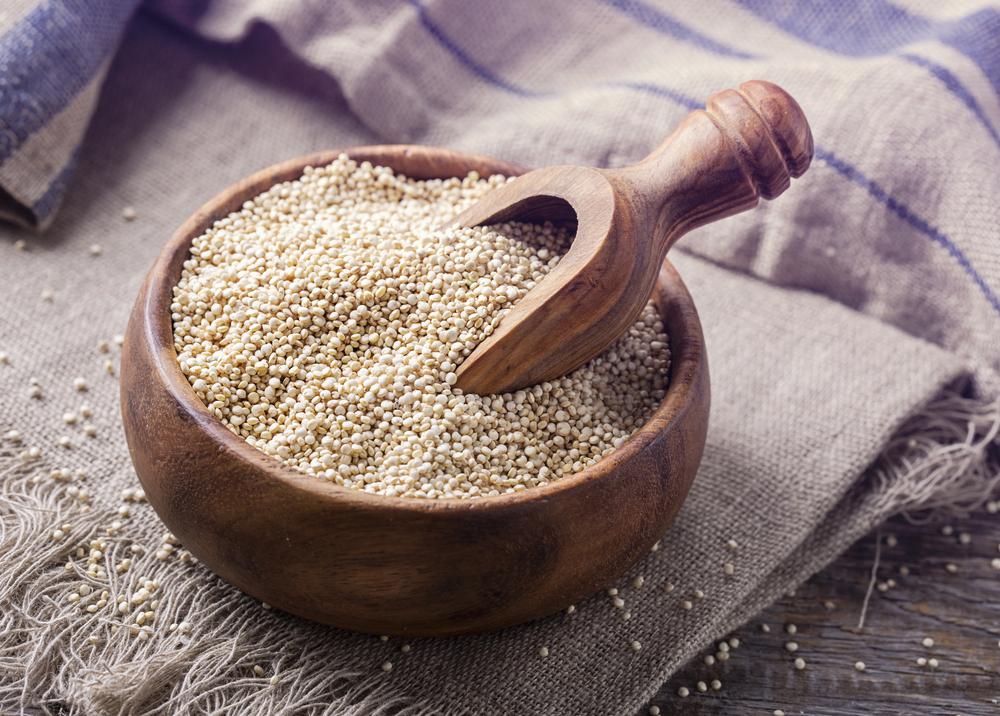 Quinoa avagy rizsparéj (Fotó: Shutterstock)