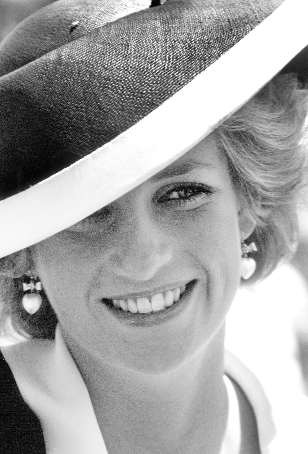 Diana hercegnő. Fotó: Camera Press