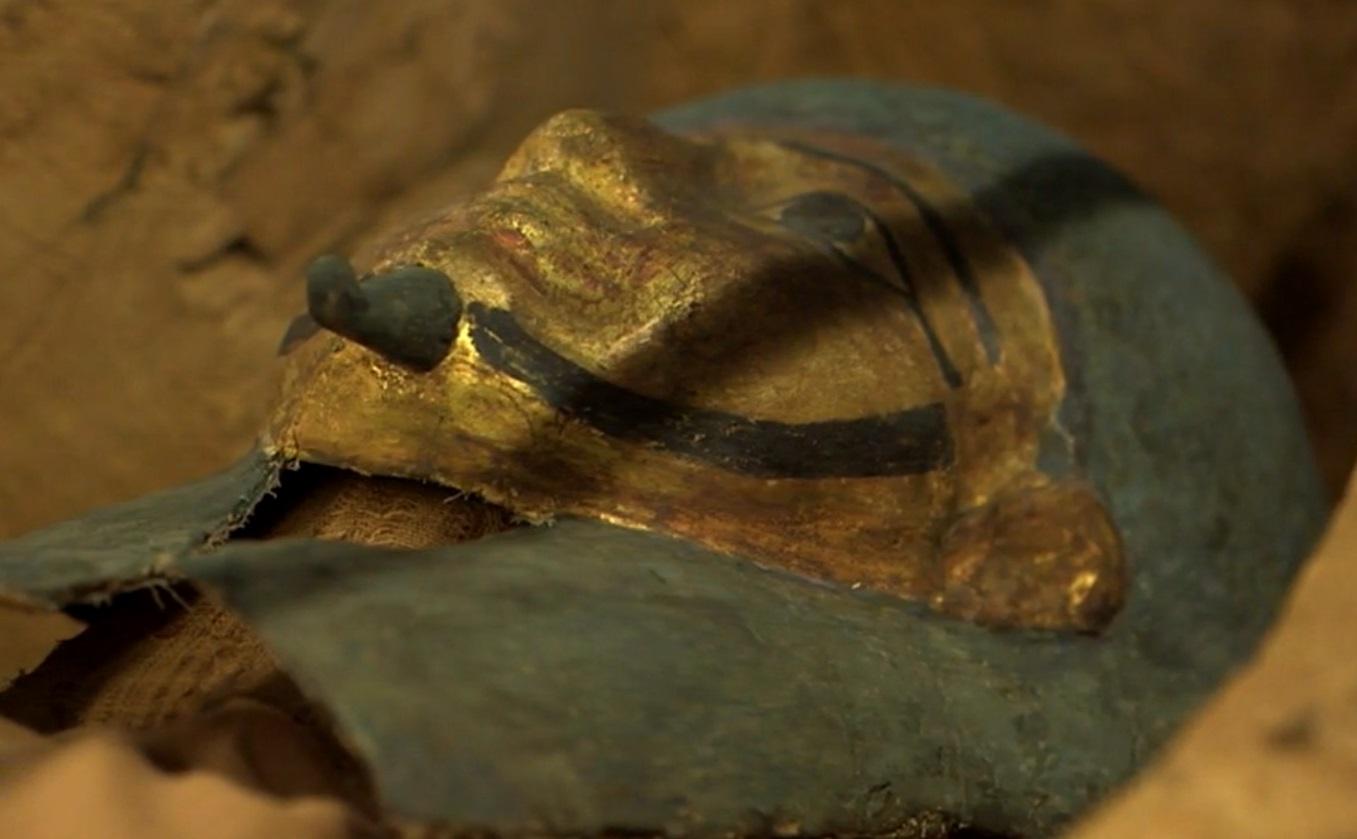 Hori, a múmia (Forrás: M1 Minden Tudás)