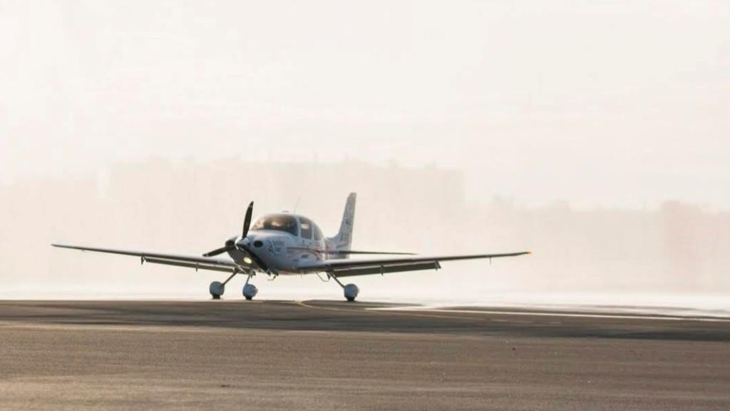 Lezuhant egy ultrakönnyű repülőgép Csehországban, a pilóta meghalt