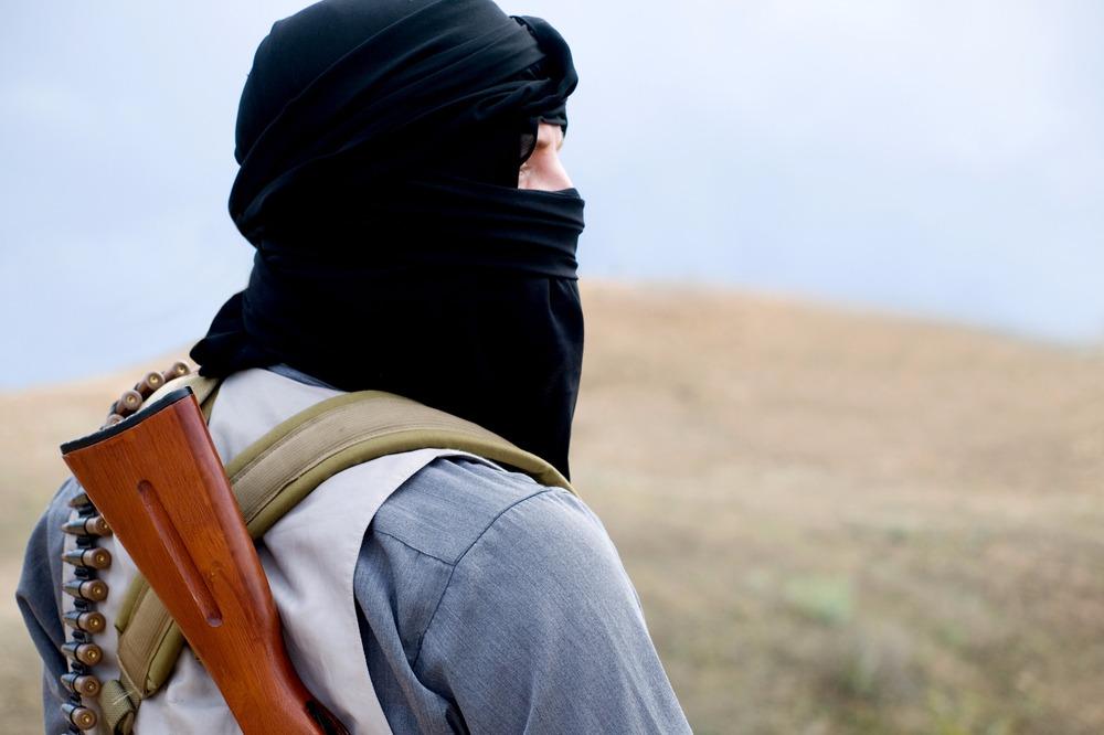 Stockphoto - Iszlám Állam - ISIS - Dzsihadista - Terrorista - Katona- Iszlám Állam - ISIS - Dzsihadista - Terrorista - Katona