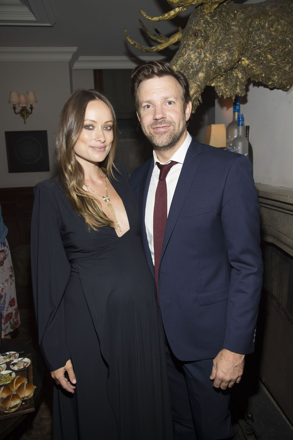 Olivia Wilde és Jason Sudeikis. Fotó: Rex Features