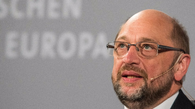 Schulz: párbeszédet kell kezdeni azokkal, akik úgy gondolkodnak, mint Orbán Viktor