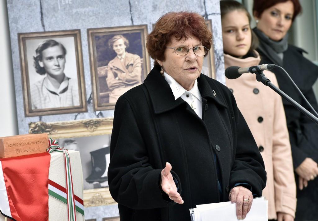 Wittner Mária sosem tudta meg, miért nem hajtották végre a kivégzését