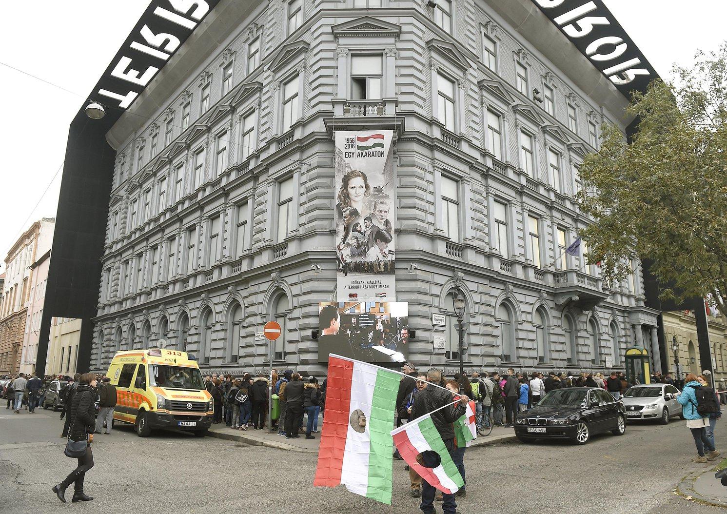 Közös programokkal készül a Budapesti Operettszínház és a Terror Háza