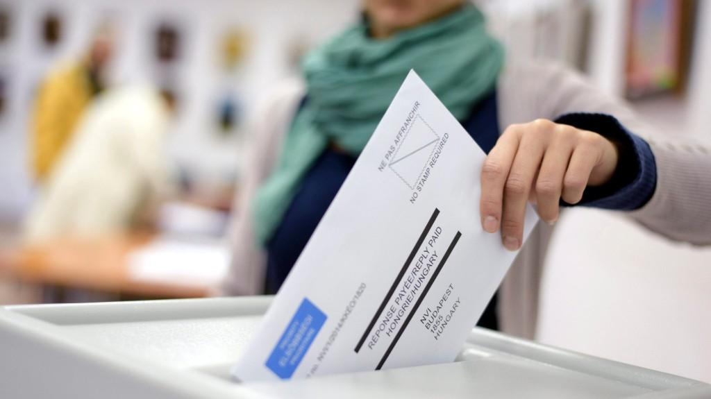 Még leadhatók a levélszavazatok