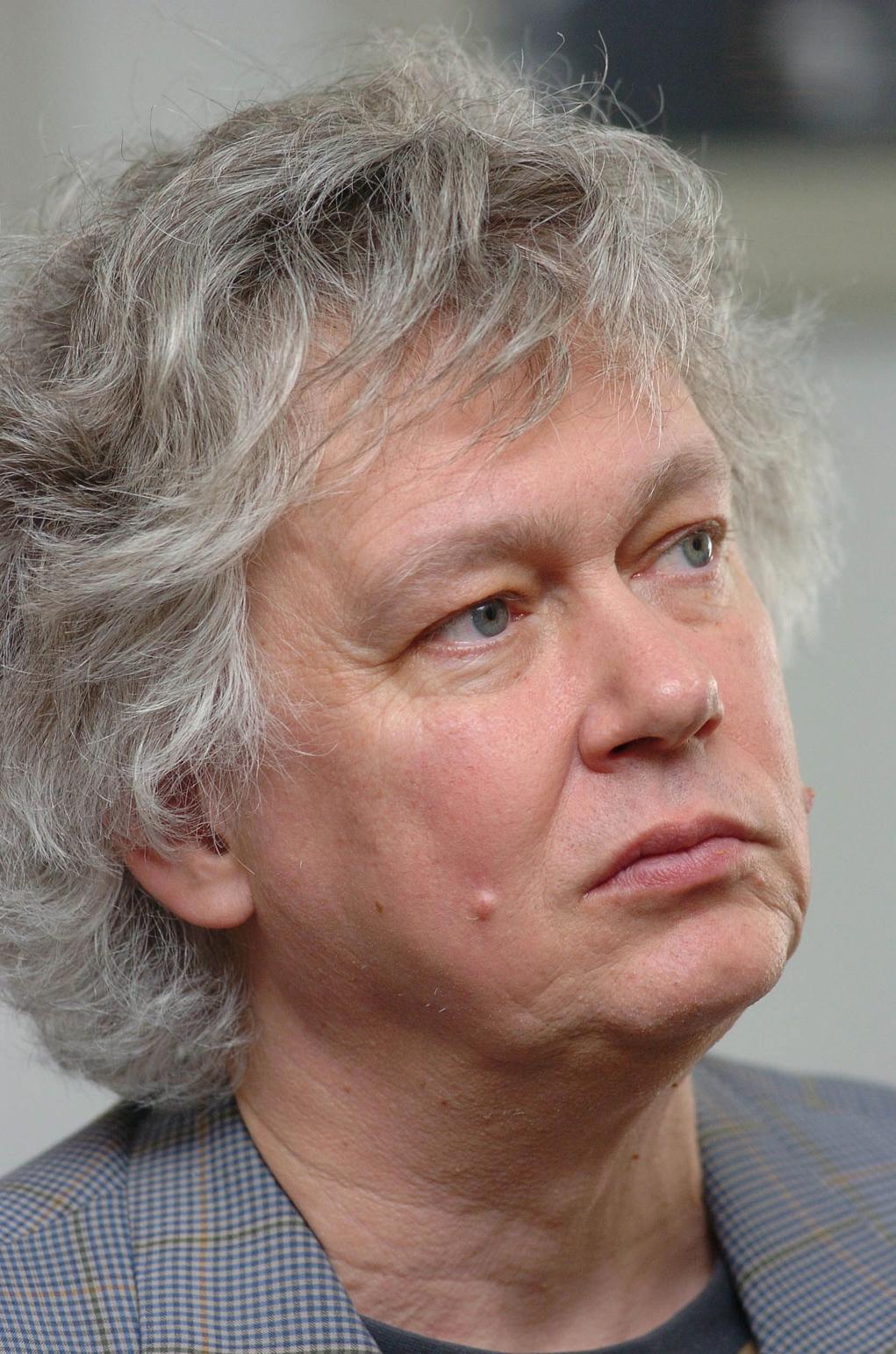Kocsis Zoltán Kossuth-díjas zongoraművész. MTI Fotó: Kollányi Péter