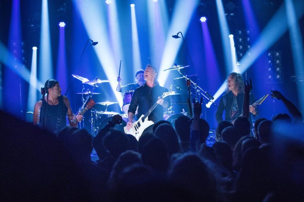 Kijött egy ízelítő az új szimfonikus Metallica-anyaghoz