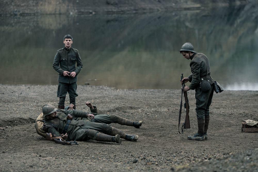 Jelenet a Szürke senkik című Kovács István filmből