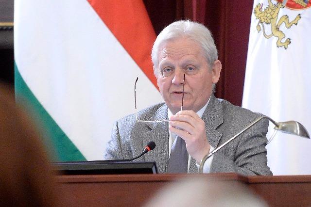 Tarlós István főpolgármester. MTI Fotó: Kovács Tamás