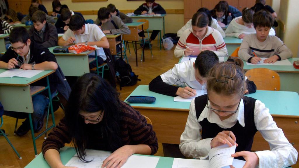 Ma írták a központi írásbeli felvételi vizsgákat