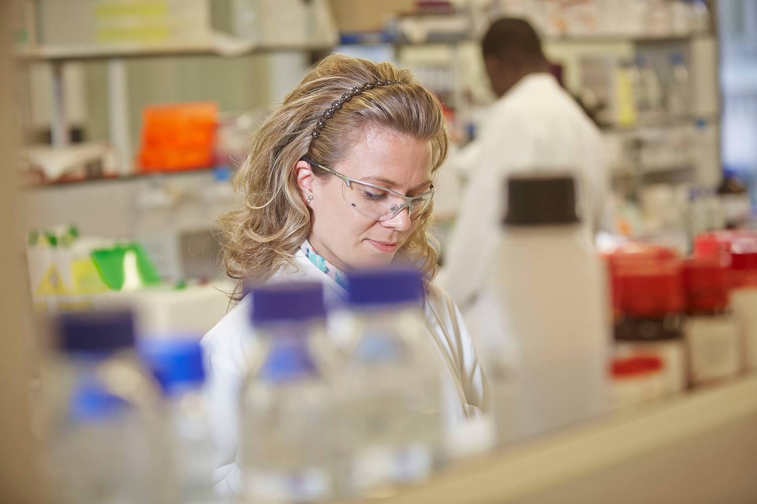 Dr. Fekete Ágnes (Fotó: Readingi egyetem)