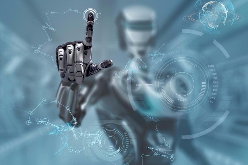 Stockphoto - robot - mesterséges intelligencia
