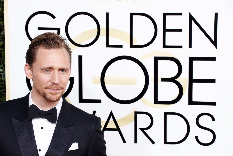 Tom Hiddleston. EPA/PAUL BUCK