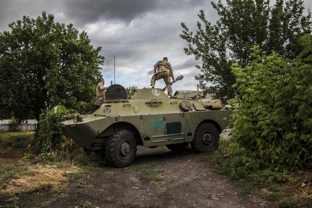 Több mint 12 ezer halottja van az ukrajnai konfliktusnak