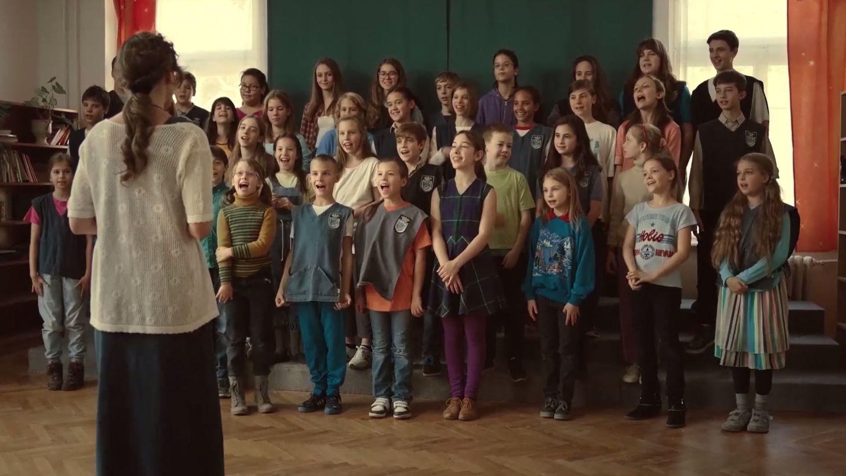 Részlet Deák Kristóf Mindenki című rövidfilmjéből