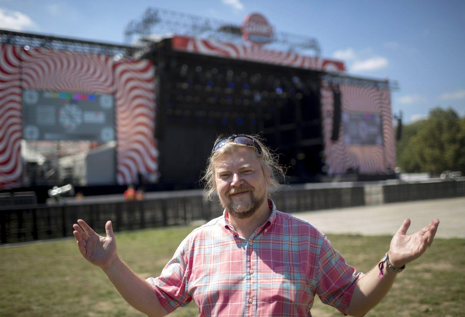 Gerendai Károly. MTI Fotó: Mohai Balázs
