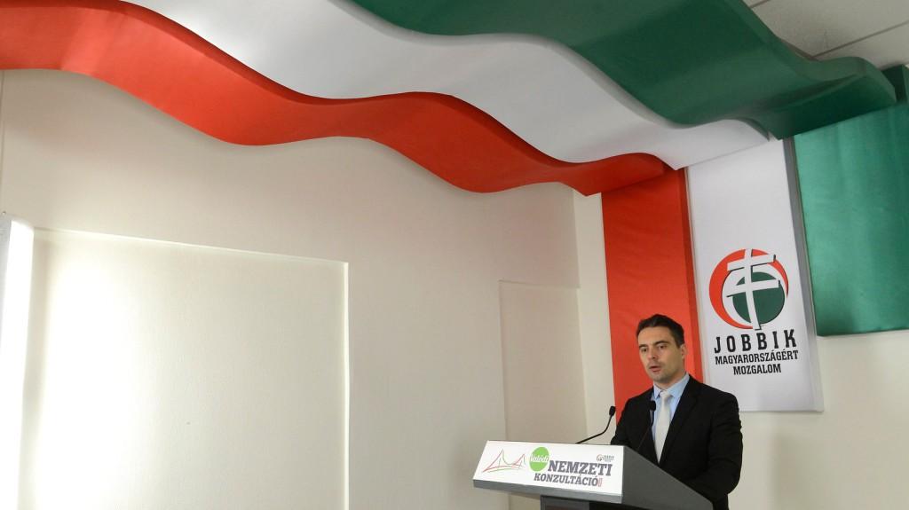 Nem csökken a feszültség a Jobbikban