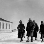A magyar 2. hadsereg katonái a Don-kanyarban (MTI Fotó: Reprodukció)