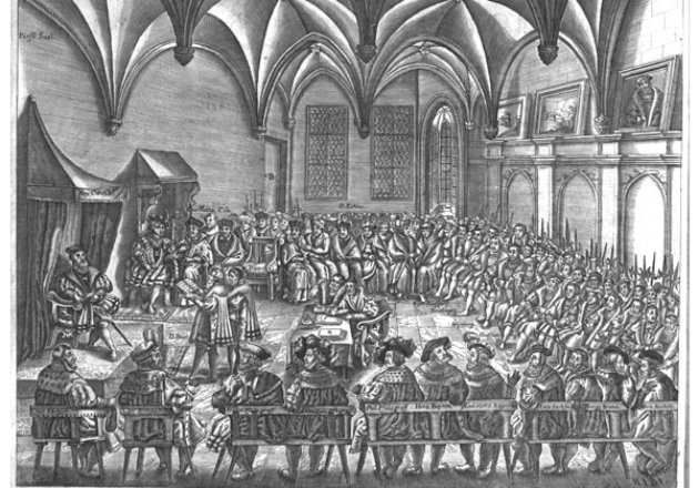Az augsburgi birodalmi gyűlés