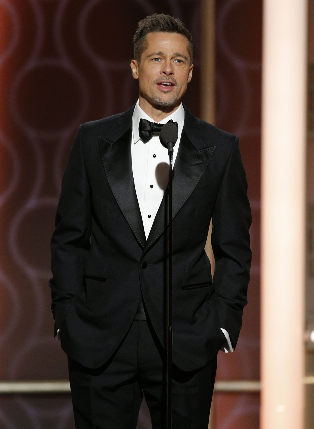 Brad Pitt. Fotó: SIPA USA