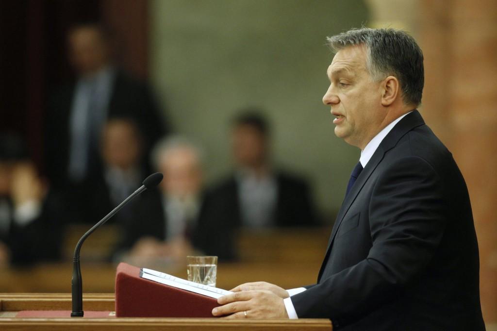 Nézze vissza Orbán Viktor a tavaszi parlamenti ülésszakot megnyitó beszédét!