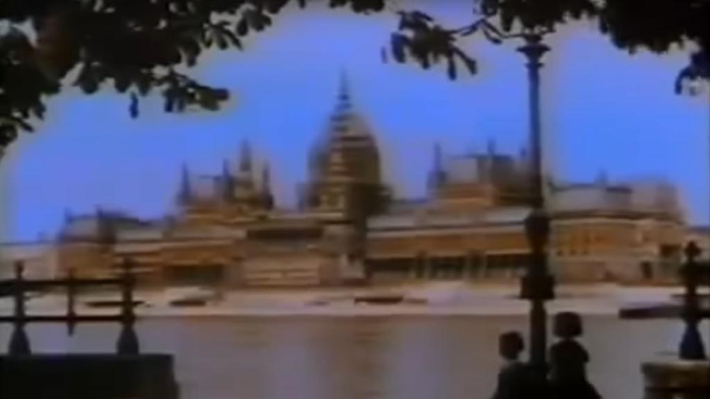 1938-as rövidfilm a színpompás Budapestről